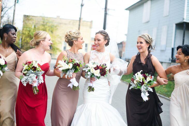 A classic romantic wedding at vue in columbus ohio for Used wedding dresses columbus ohio