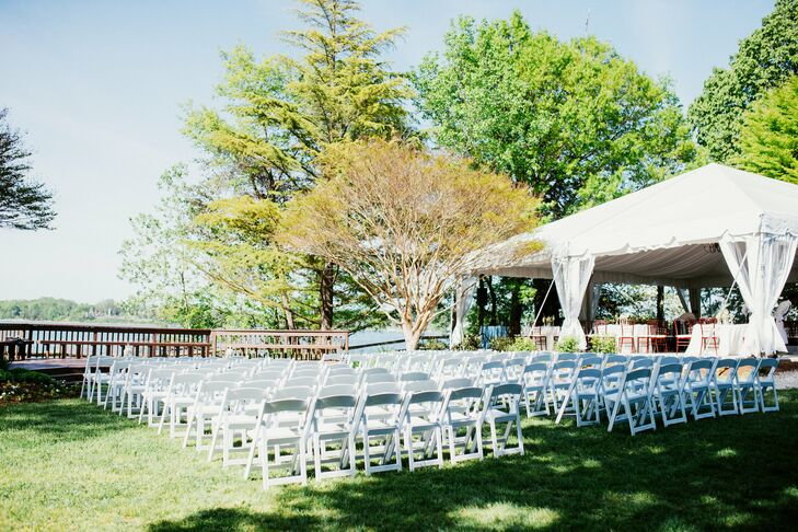 A Vintage Garden Wedding At Historic London Town And Gardens In Edgewater Maryland