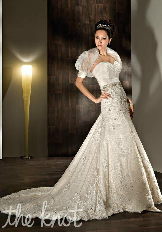 Demetrios 1428 Wedding Dress photo