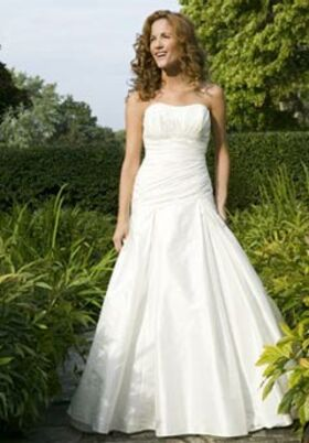 Bridal salons in cleveland oh the knot for Plus size wedding dresses cleveland ohio