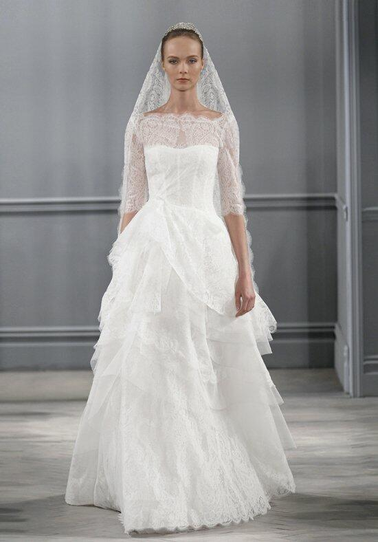 Monique Lhuillier Monaco Wedding Dress photo