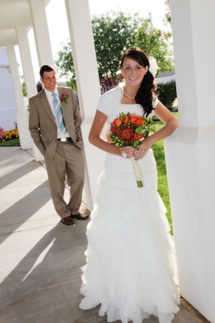 An Eclectic, Vintage Wedding at Tonaquint Park in St. George, Utah