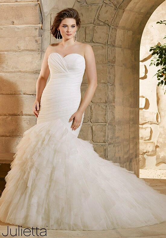 Julietta by Madeline Gardner 3184 Wedding Dress photo