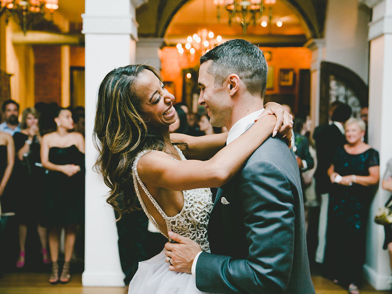 The 10 Most Popular First Dance Songs During November And