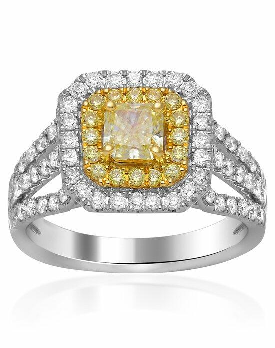 Roman + Jules KR4045WY-18K Engagement Ring photo