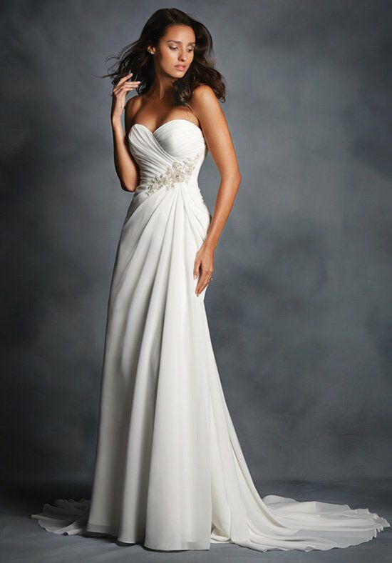 Alfred Angelo Signature 2514 Wedding Dress The Knot
