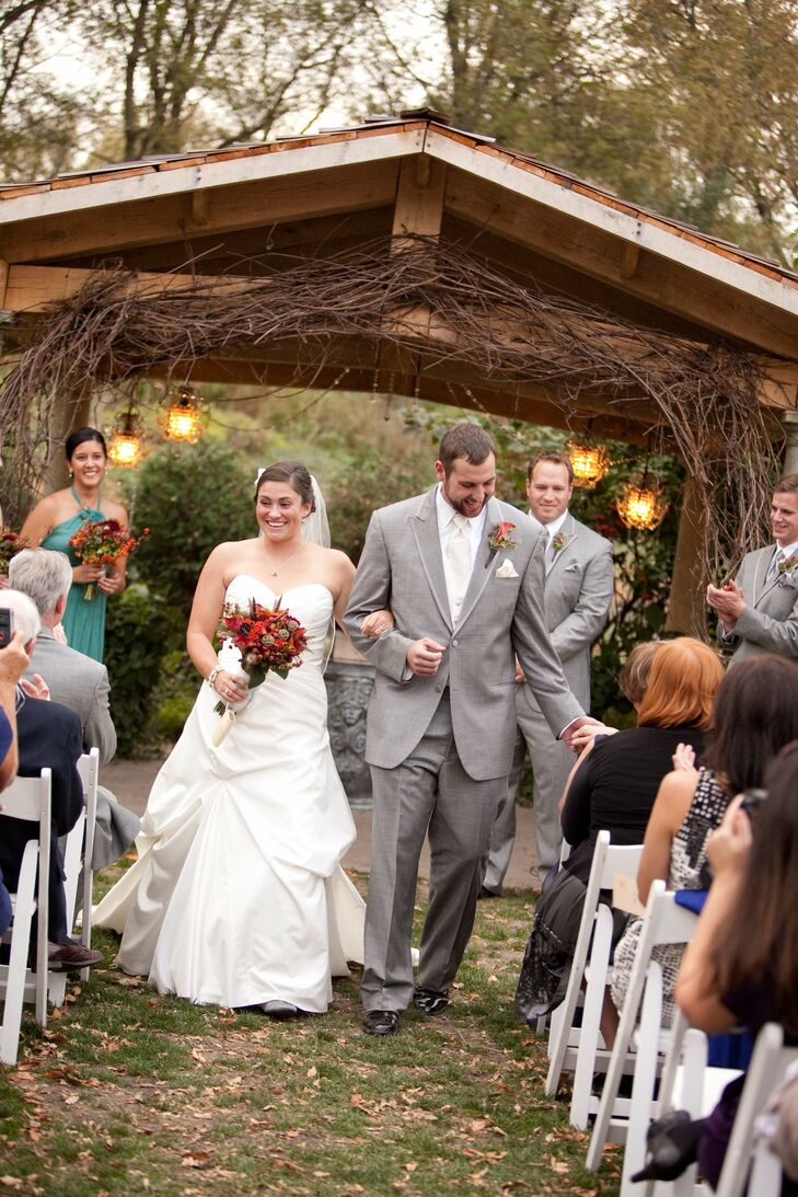 A Chic Rustic Wedding In Stillwater MN