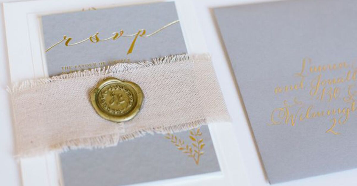 "Wedding Invitation Regrets: Can't Attend A Wedding? Here's The Right Way To RSVP ""No"""
