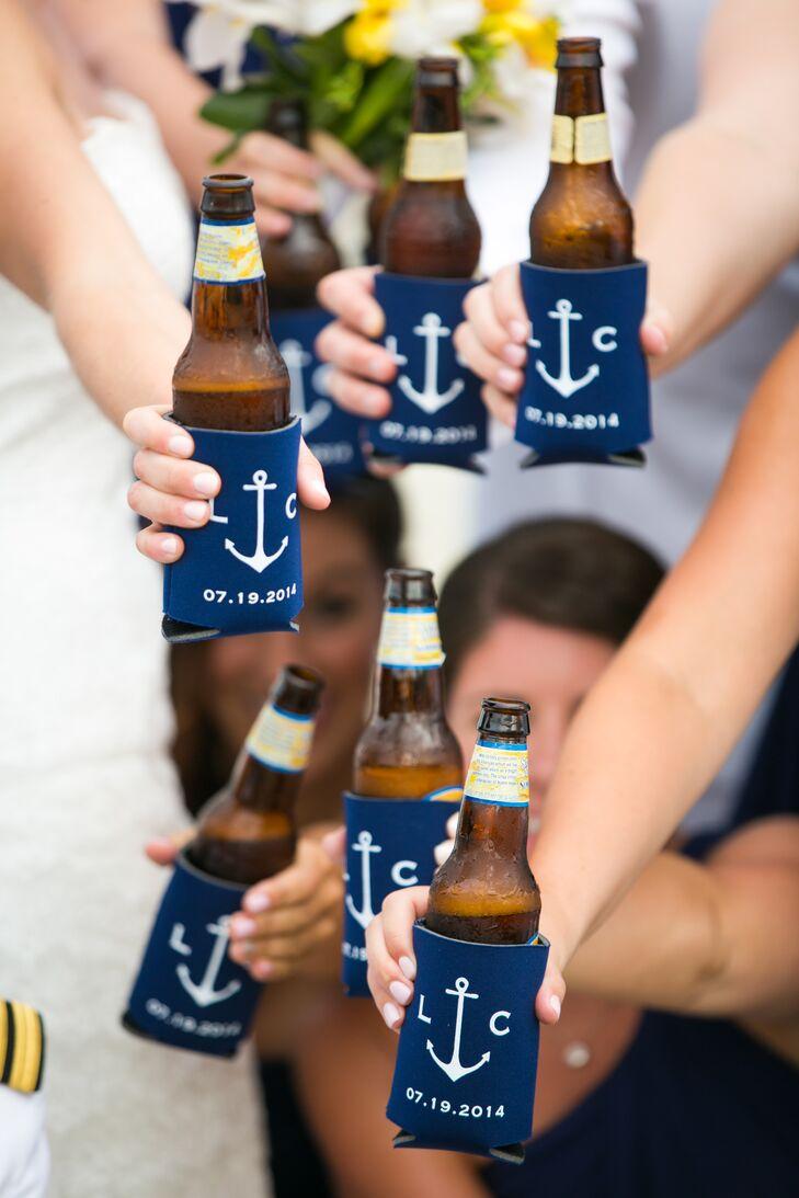 personalized beer koozies