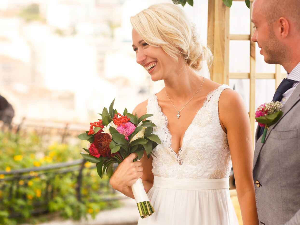 What to Say to Some Seriously Rude Wedding Questions