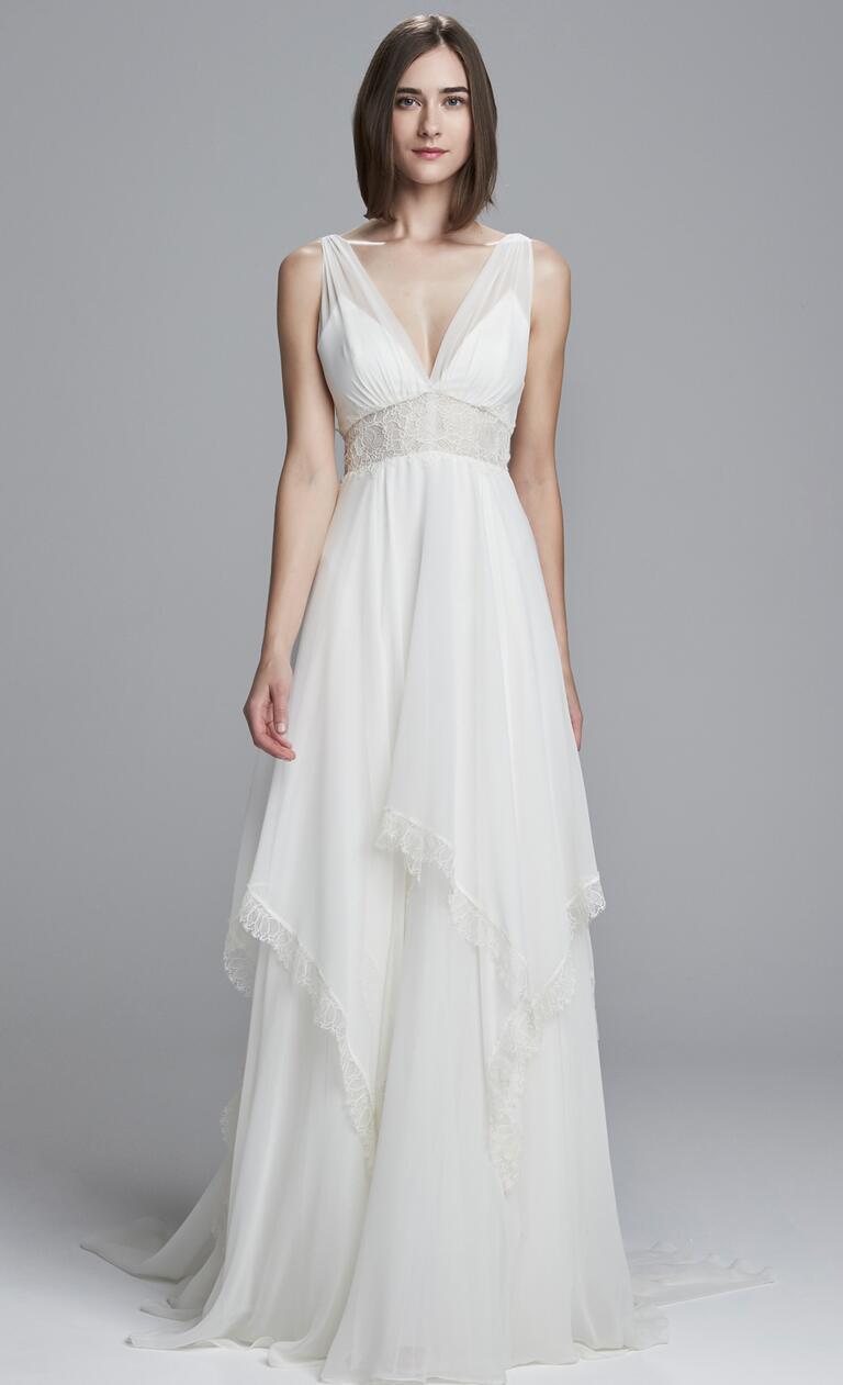 Wedding Beachy Wedding Dresses beach wedding dresses a complete guide christos dress