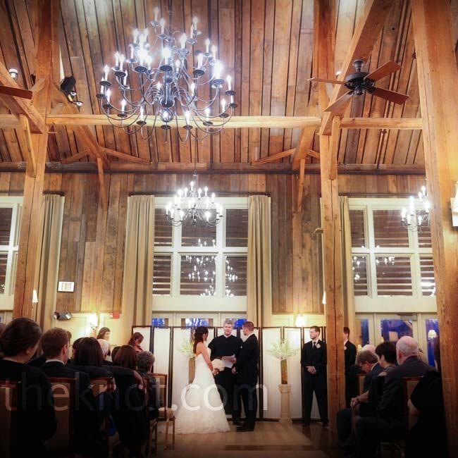 Gibbet Hill Wedding: The Barn At Gibbet Hill Wedding Ceremony