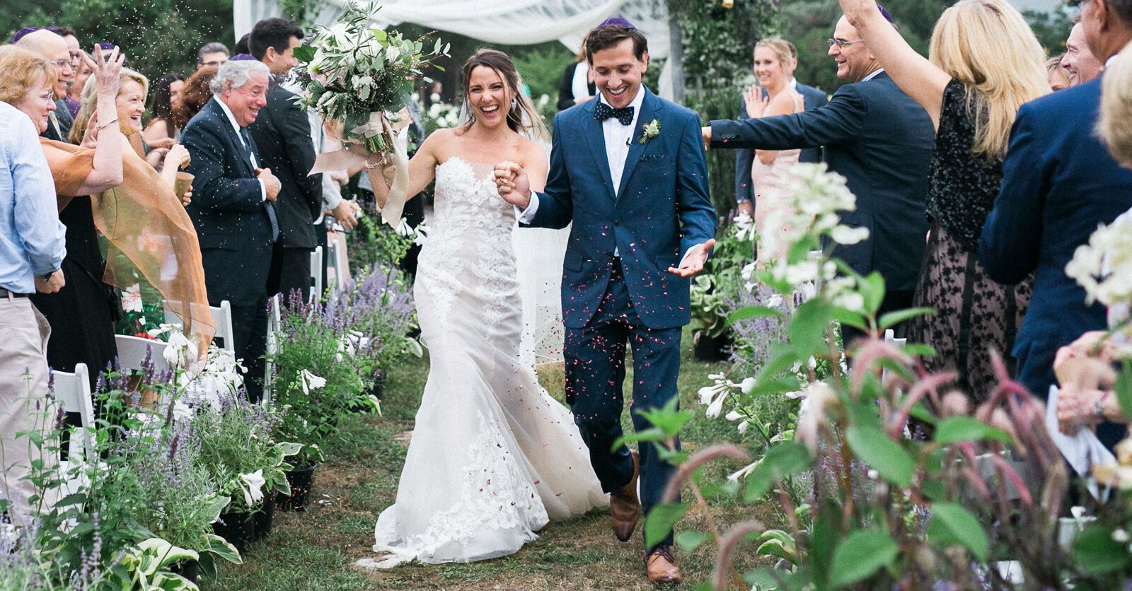 The Biggest Wedding Planning Tips and Regrets From Real Newlyweds