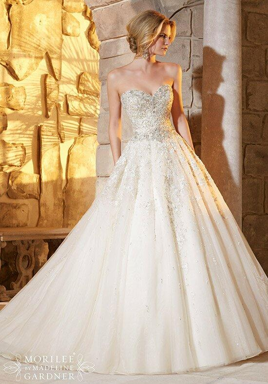 Mori Lee by Madeline Gardner 2791 Wedding Dress photo