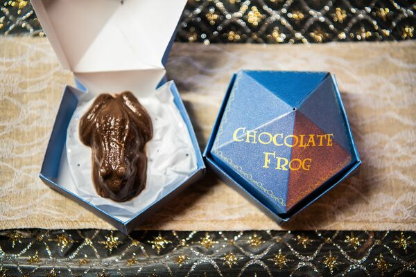 Chocolate Frog Favors
