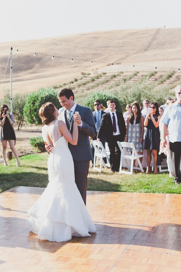 Sage Green And Gray Wedding Party