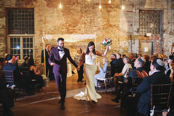 Garner Arts Center Loft Ceremony