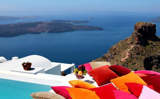 A Hotel on Top of a Volcano and 9 More Romantic Places to Honeymoon