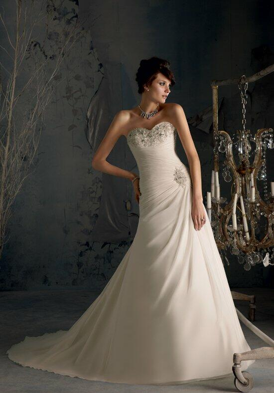 Blu by Madeline Gardner 5164 Wedding Dress photo