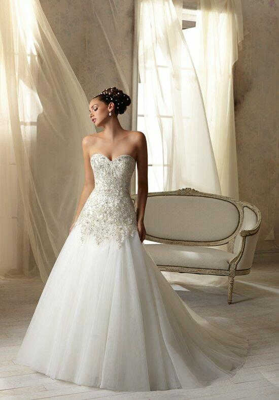 AF Couture: A Division of Mori Lee by Madeline Gardner 1282 Wedding Dress photo