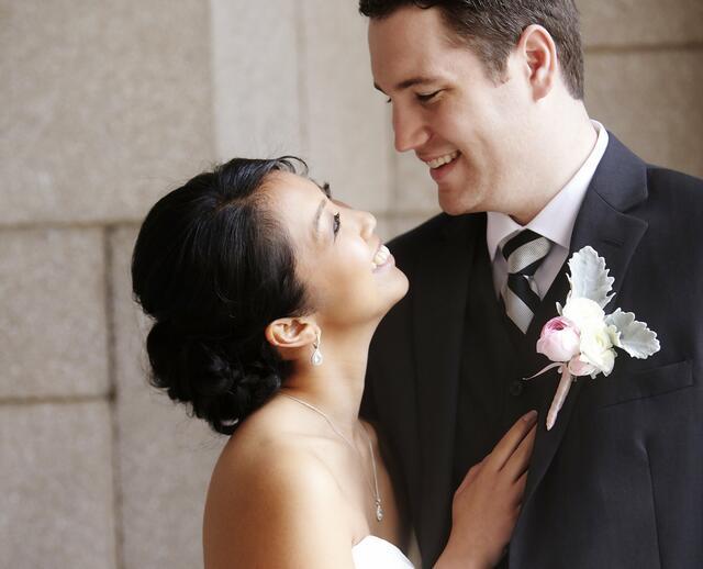 A Modern Whimsical Wedding In Seattle Wa Fabri Fine Jewelry Bellevue Source