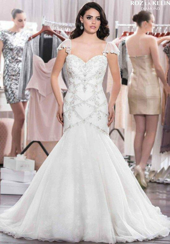 Roz la Kelin - Diamond Collection Garbo 5755T Wedding Dress photo