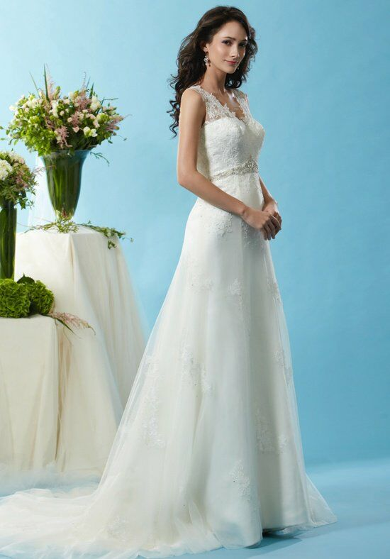 Eden Bridals BL116 Wedding Dress photo