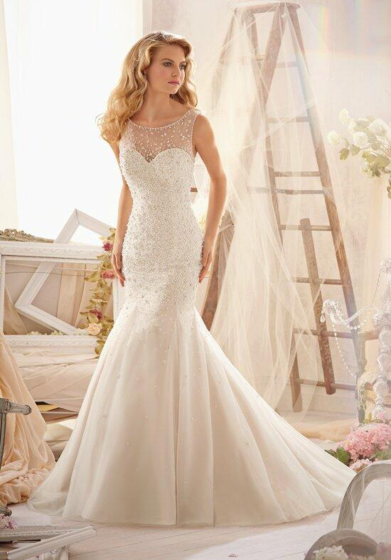 Mori Lee by Madeline Gardner 2624 Wedding Dress photo