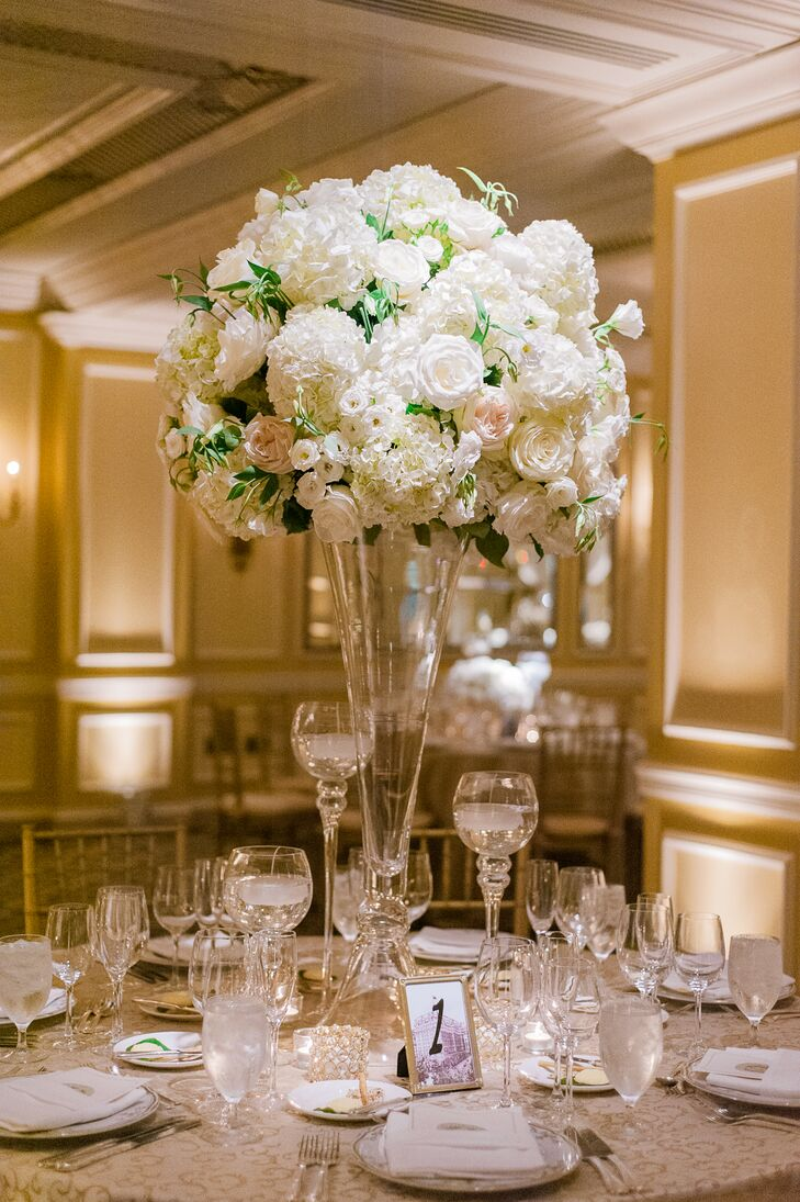 An ultra luxe wedding at willard intercontinental in