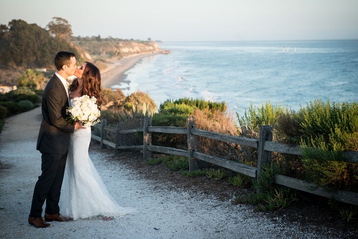 An Elegant Coastline Wedding At Bacara Resort And Spa In Goleta California