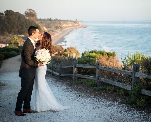 An Elegant Coastline Wedding At Bacara Resort And Spa In Goleta California