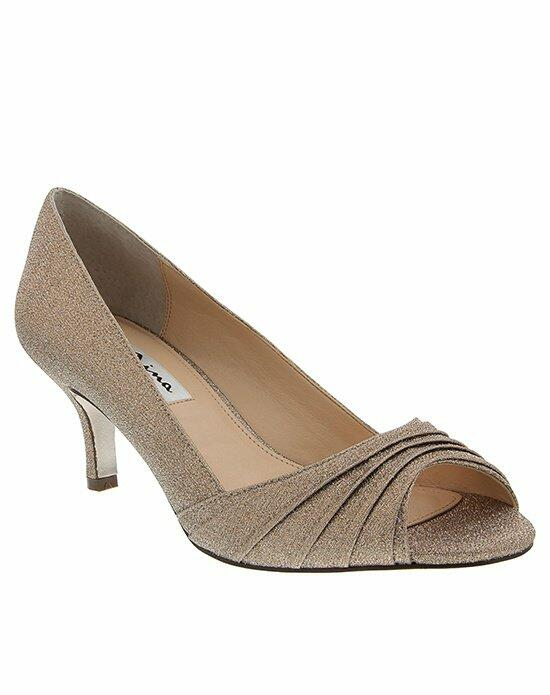 Nina Bridal CAROLYN_TAUPE Wedding Shoes photo