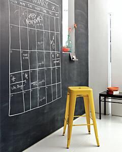 Decor painting and diy diy wall art apply a coat of magnetic chalkboard paint to the wall and draw a supersized calendar bonus it can double as a fun solutioingenieria Gallery