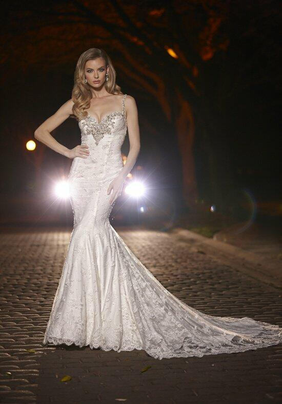 Simone Carvalli 90257 Wedding Dress photo