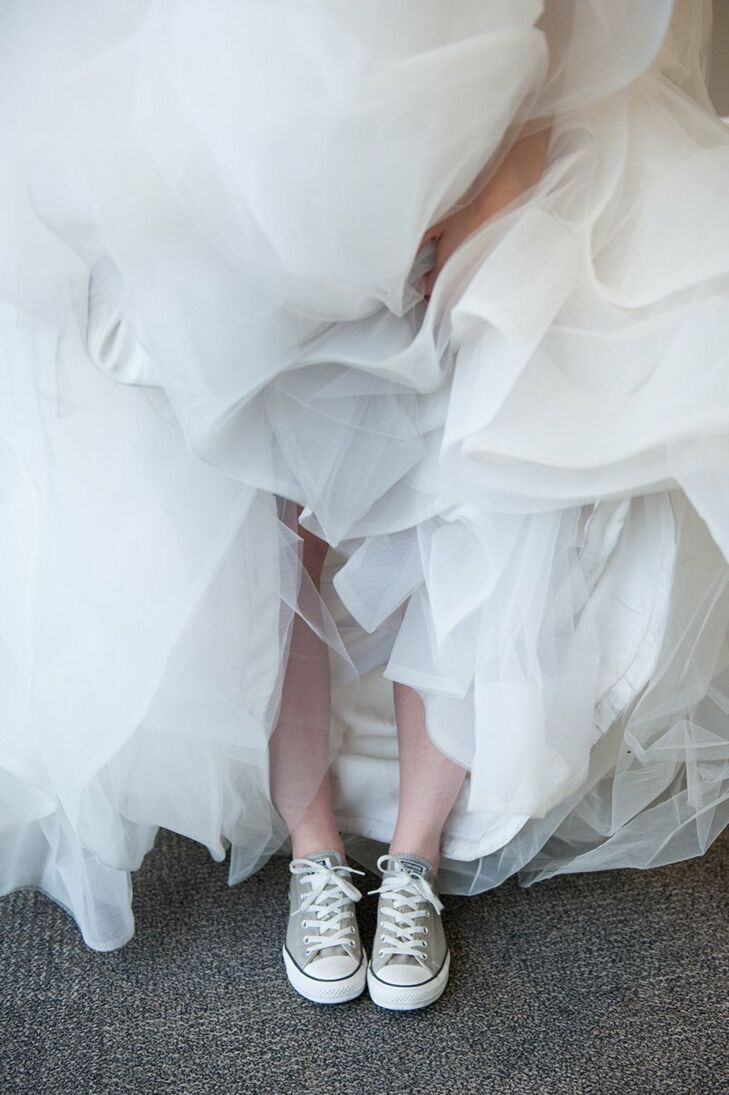 694324069d85 Converse Wedding Sneakers Com. 20 Diy Wedding Shoes For Every Bridal Style  Sneakers Thegoodstuff