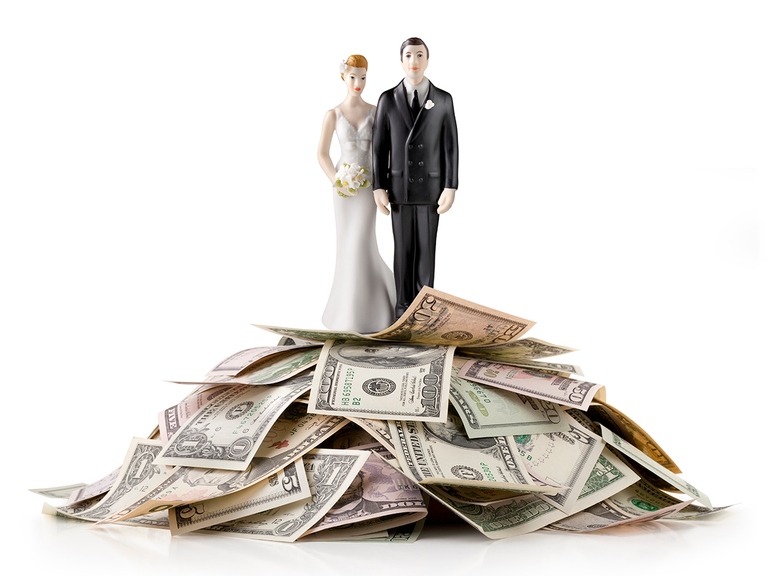 Cash Wedding Registry Etiquette