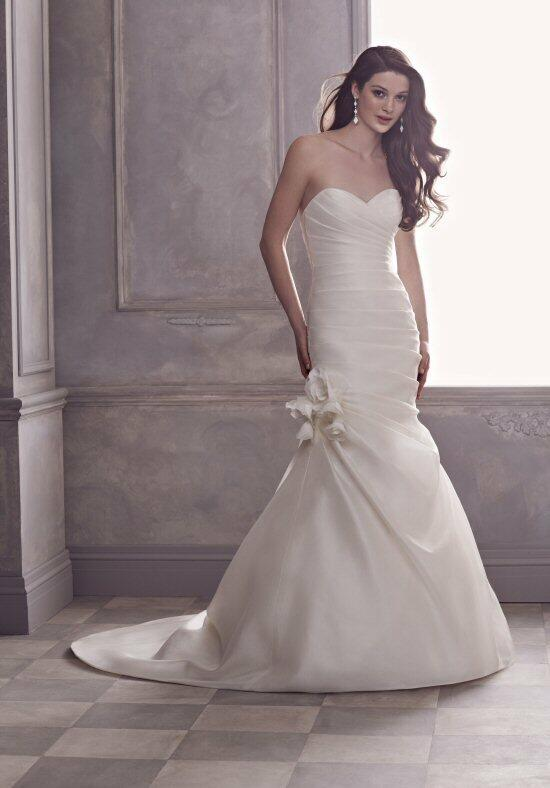 Paloma Blanca 4403 Wedding Dress photo
