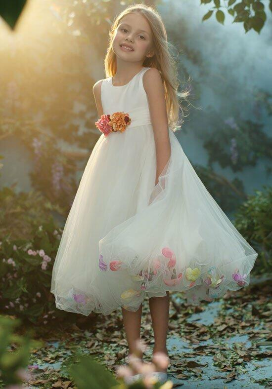 Alfred Angelo Flower Girls 711 Flower Girl Dress photo