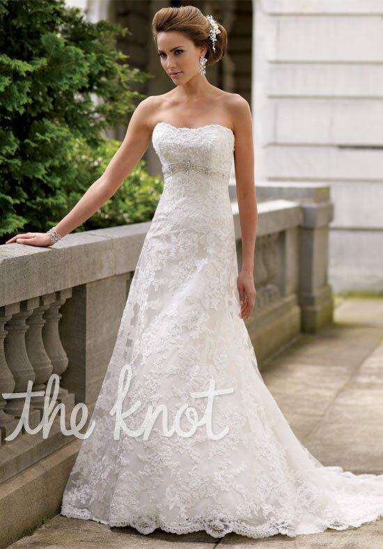 David Tutera for Mon Cheri 113211 Wedding Dress photo