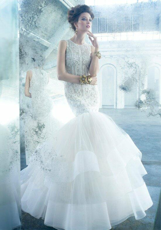 Lazaro 3301 Wedding Dress photo