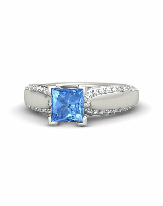 Gemvara - Customized Engagement Rings Aurora Ring Engagement Ring photo