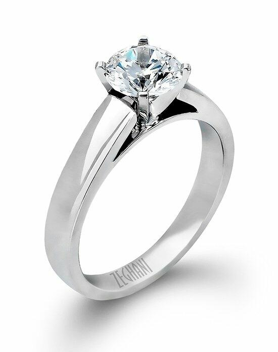 Zeghani ZR411 Engagement Ring photo