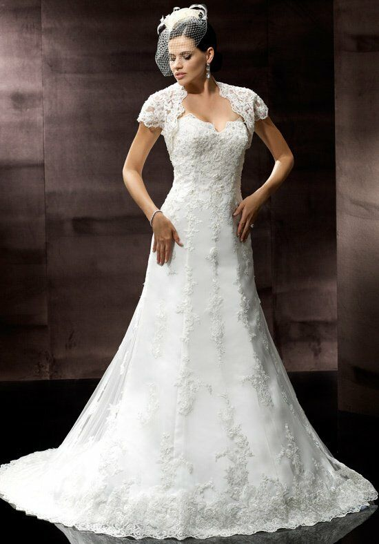 Moonlight Collection J6299 Wedding Dress photo