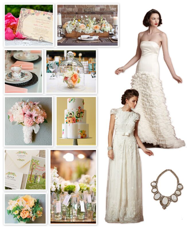 Anthropologie inspired wedding ideas junglespirit Choice Image