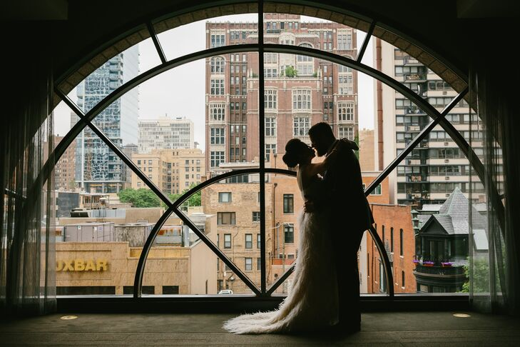 Chicago Loft Wedding at Morgan Manufacturing