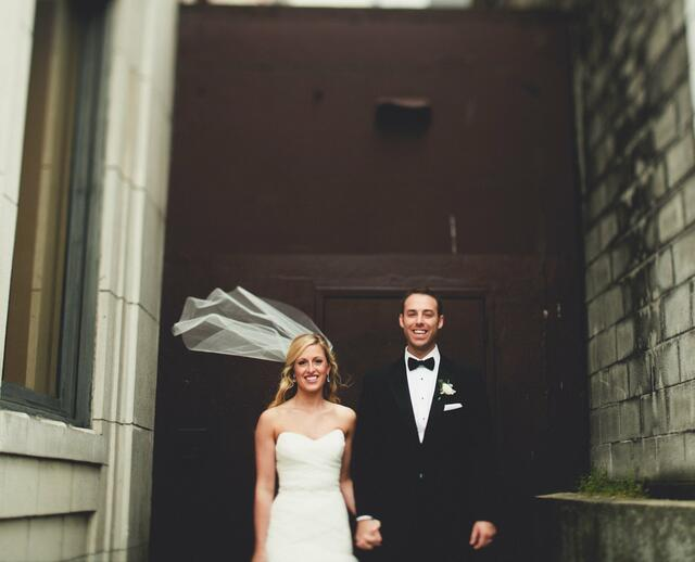 A Formal Glam Wedding At The Arctic Club Hotel In Seattle WA