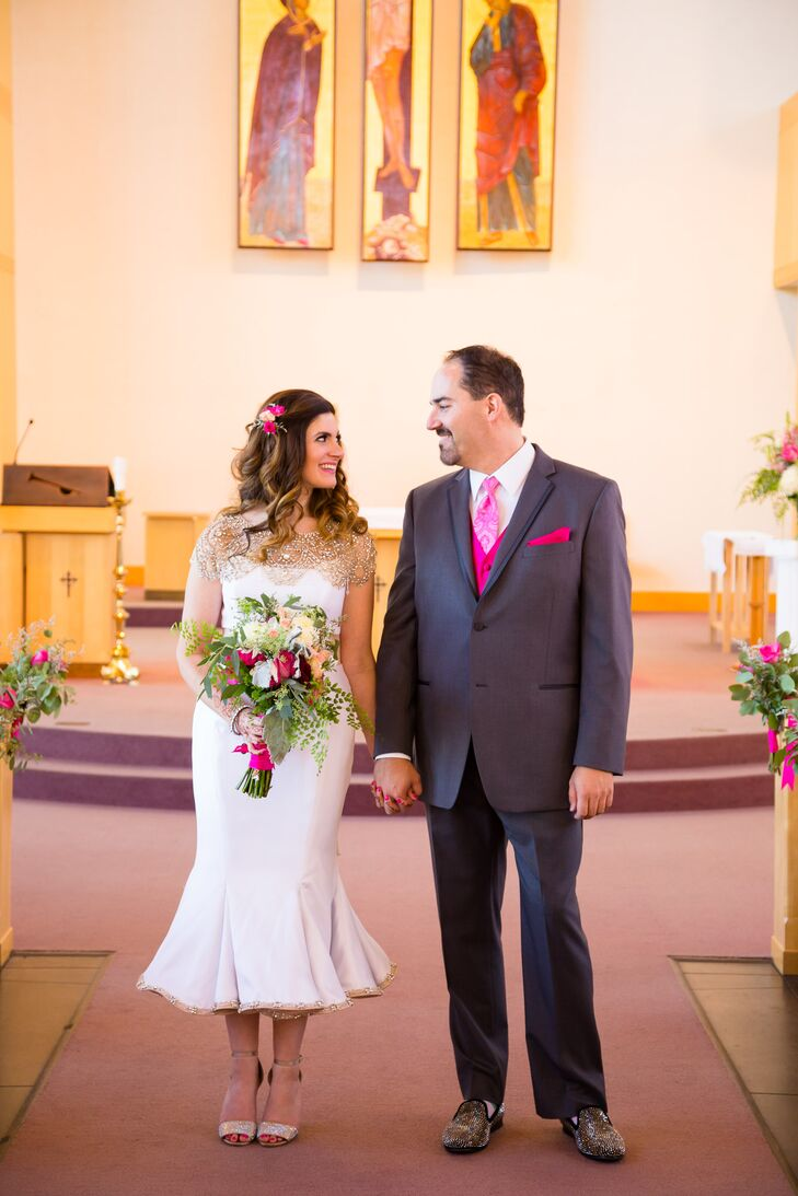 A Traditional Catholic Wedding at Resurrection Catholic Parish in ...