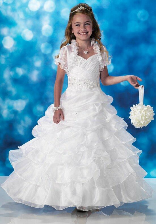 Cupids by Mary's F205 Flower Girl Dress photo
