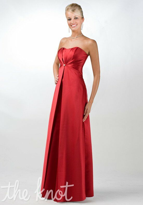 DaVinci Bridesmaids 9257 Bridesmaid Dress photo
