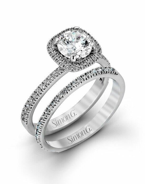 Simon G. Jewelry MR1842-A Engagement Ring photo